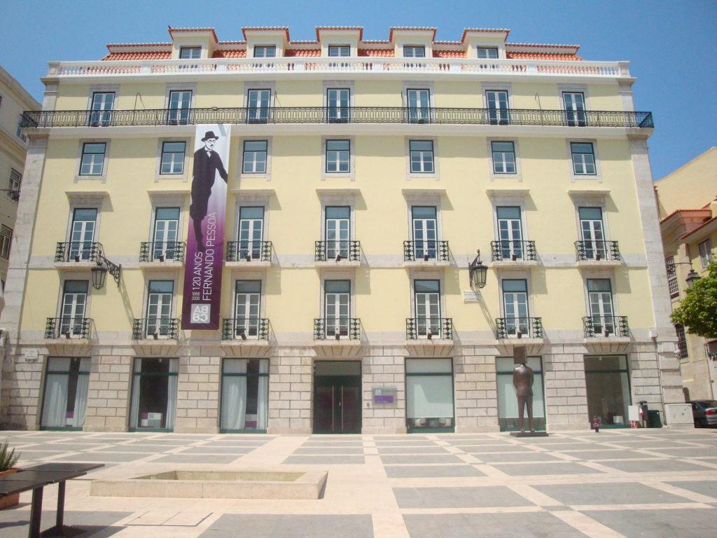 Casa Fernando Pessoa in Lisbon