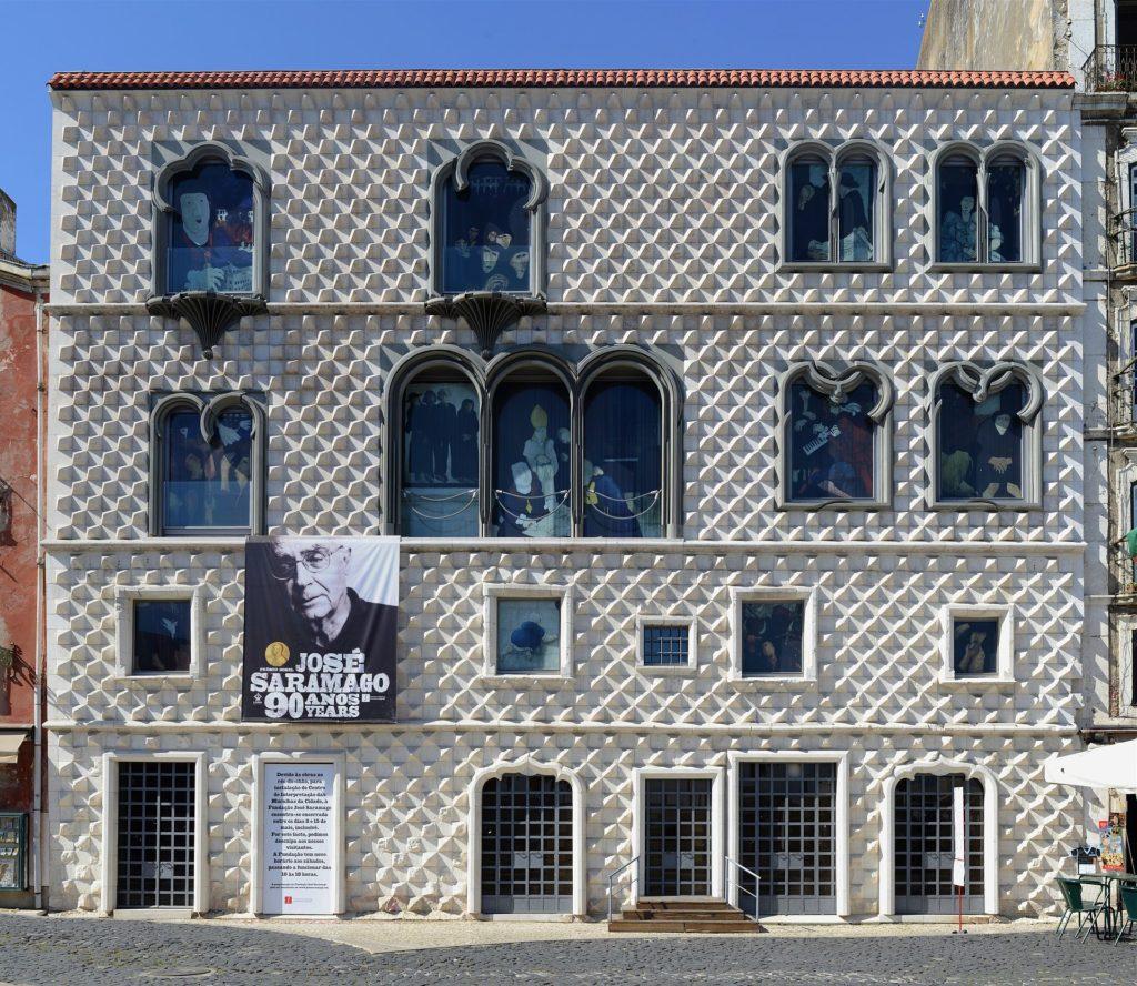 Casa dos Bicos, José Saramago Foundation in Lisbon